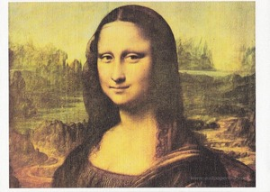 Canvasmonalisa