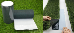 Lawn tape for fixing artificial grass 1